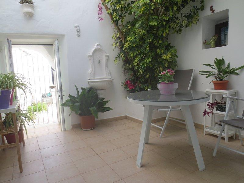Apartamento en la playa. Verde, holiday rental in Conil de la Frontera