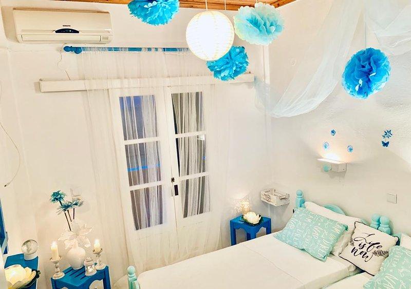 NINFA GARDEN CORFU' - STUDIOS & APARTMENTS, location de vacances à Velonades
