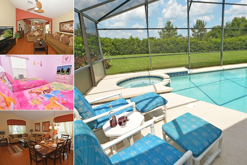 848KD-Sunny Place (S), vacation rental in Polk City