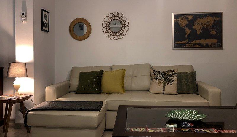 Casa Los Barberos, holiday rental in Gobantes