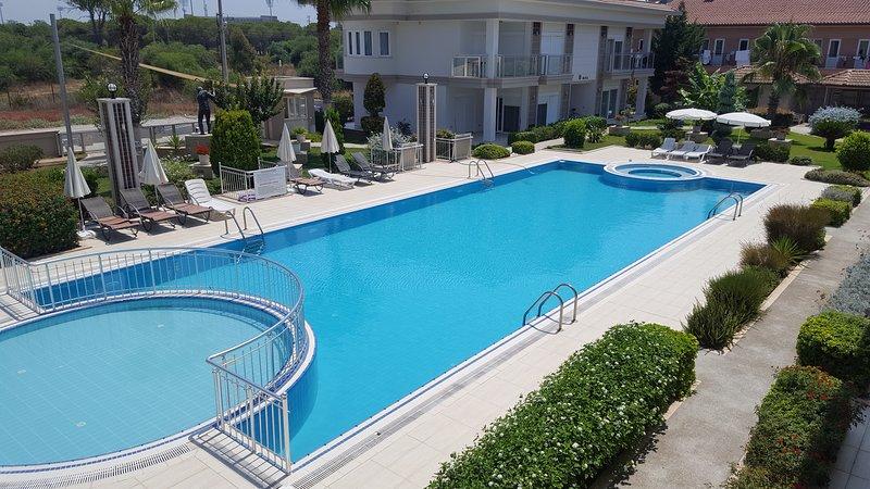 Antalya belek golf garden private villa private pool familie complex, holiday rental in Kadriye