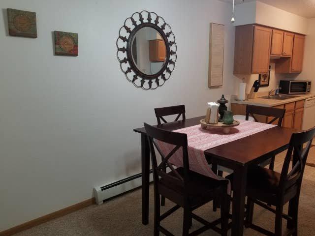 Wahpeton- Nice Residence 2Bd/1Ba #4, 403, vacation rental in North Dakota