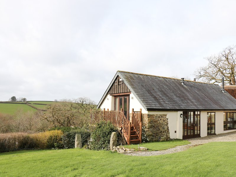 The Threshing Barn, Okehampton, holiday rental in Okehampton