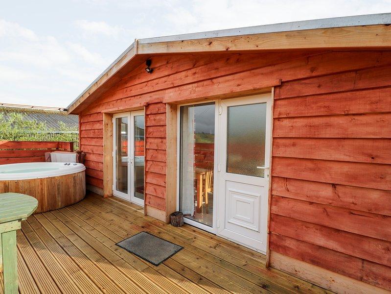 Osprey Lodge, Llanidloes, casa vacanza a Pontdolgoch