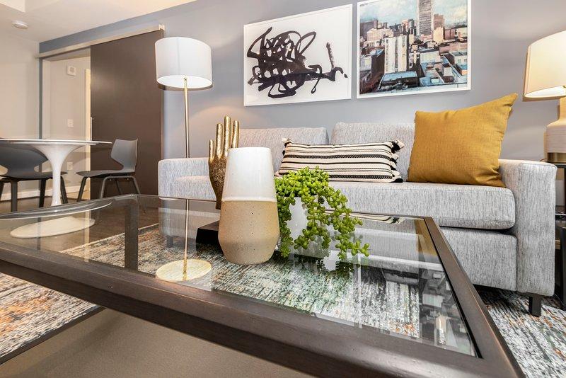 Landing Pentagon City – Curated for Any Lifestyle, location de vacances à Baileys Crossroads