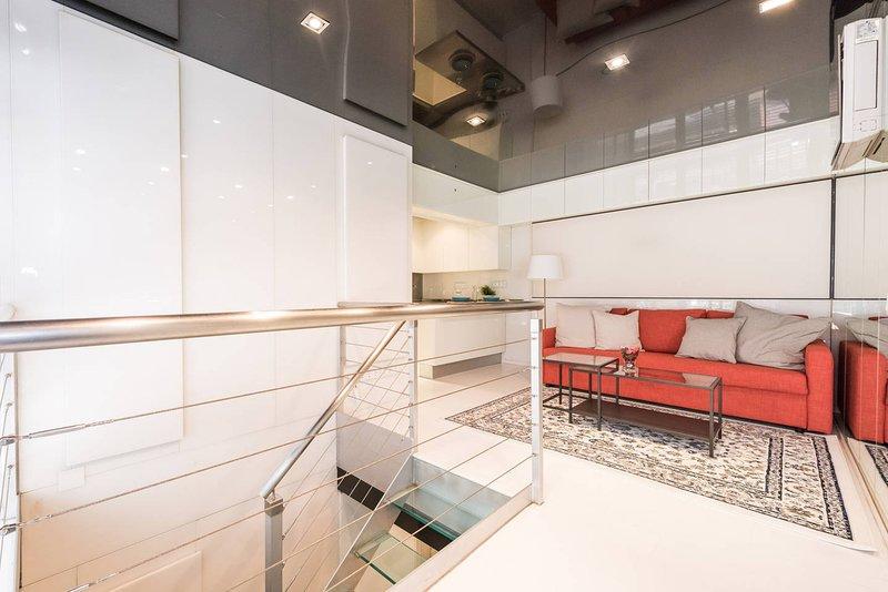 Apartamento Duplex en Puerta del Hierro I, location de vacances à Las Rozas