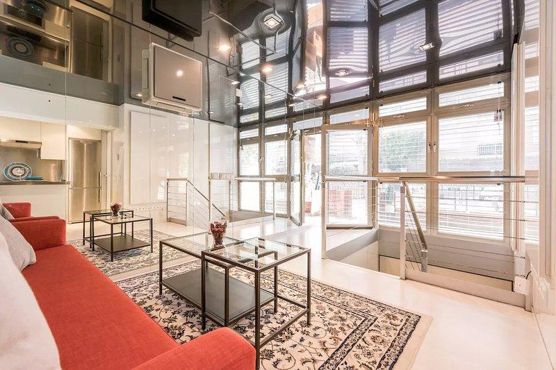 Apartamento Duplex en Puerta del Hierro I, holiday rental in Pozuelo de Alarcon