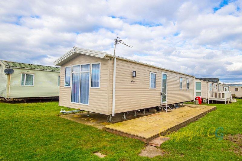 MP754 - Camber Sands Holiday Park - Luxury 3 Bedroom - Sleeps 8 - Quiet area, Ferienwohnung in Lydd