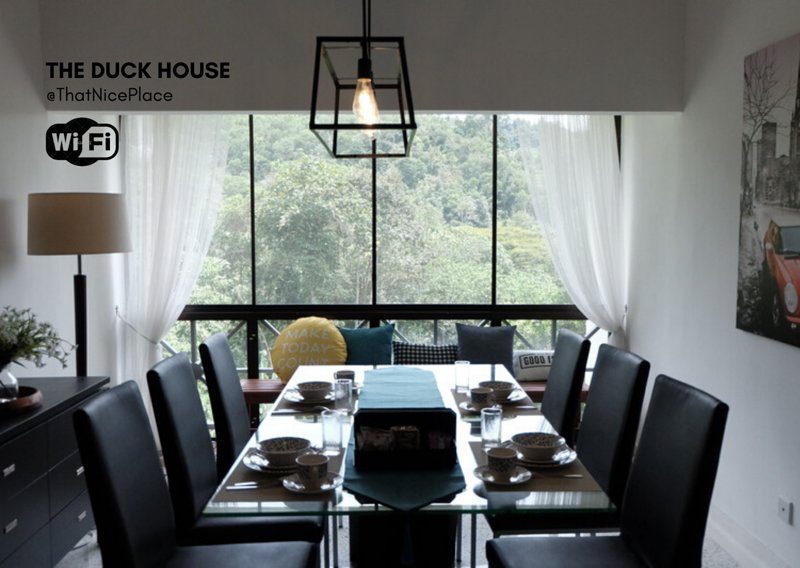 The Duck House, Bukit Tinggi, Genting, holiday rental in Genting Highlands