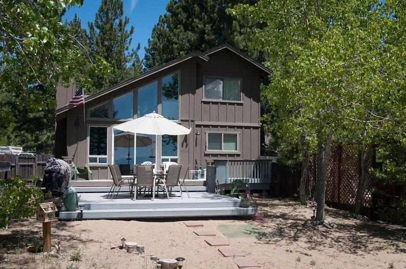 Beach Haven Lakefront, casa vacanza a Tahoe Vista