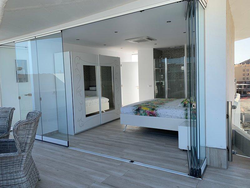 Las Olas - 5* Luxury Penthouse 234M2, location de vacances à Palm-Mar