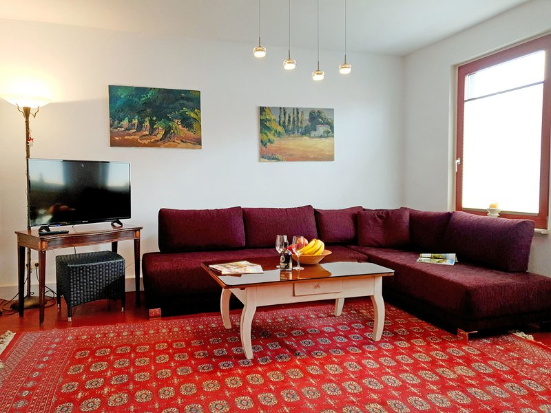 Goethe 59, vacation rental in Alt Jargenow