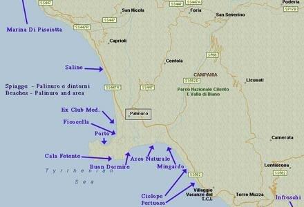 CASA VACANZE CLIO - PISCIOTTA/PALINURO, location de vacances à San Nicola