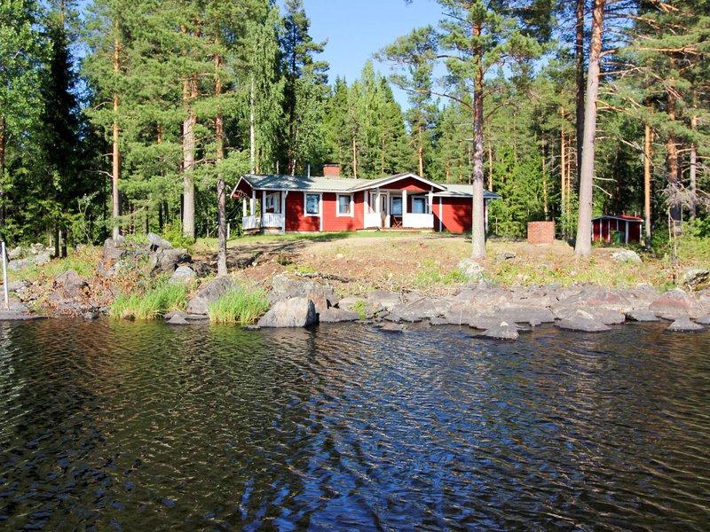 Niemeke (FIJ017), location de vacances à Leppavirta