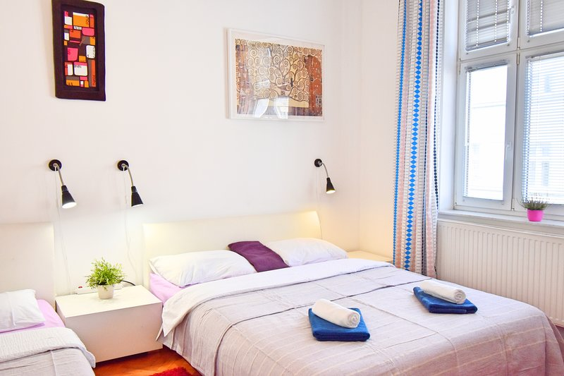 Purger Art apartment, vacation rental in Zagreb