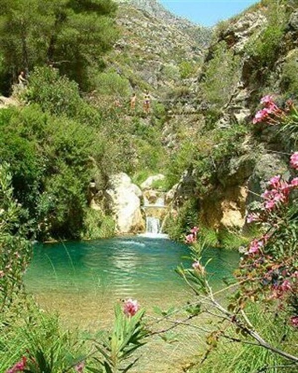 Lokalt vattenfall