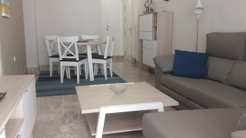 2 bedroom appartment - bloque 2