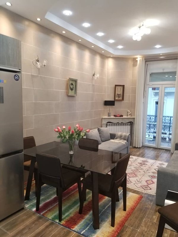 Charming and Warm Apartment in the Heart of Algiers