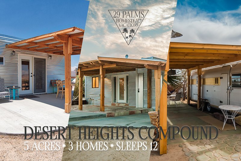 7 - FPH Compound, holiday rental in Joshua Tree National Park