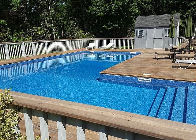 6BR Private Home In Sag Harbor / Southampton With Pool & Jacuzzi, vacation rental in Sag Harbor