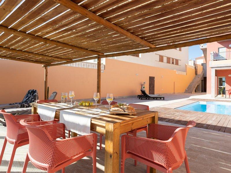 Las Caracolas, holiday rental in Poris de Abona