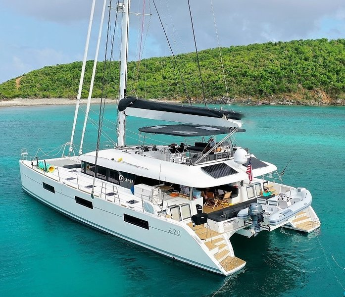 Catamaran ECLIPSE | Virgin Islands Yacht Charters | US & British Virgin Islands, Ferienwohnung in Charlotte Amalie