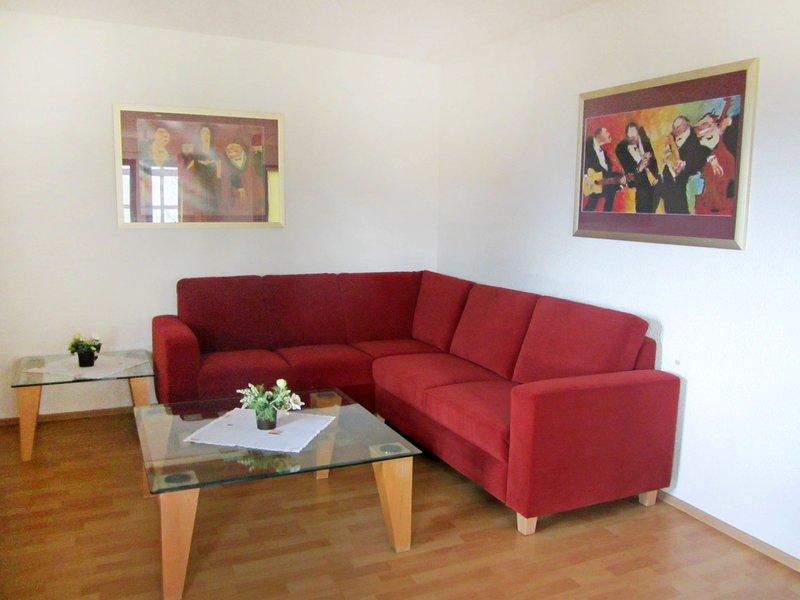Am Sternberg 206, location de vacances à Frankenberg