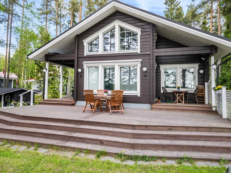 Villa ina, holiday rental in Western Finland