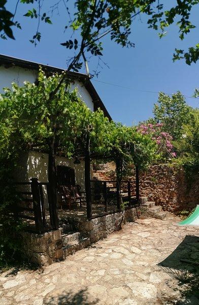 Bamboo Cottage – semesterbostad i Kayakoy
