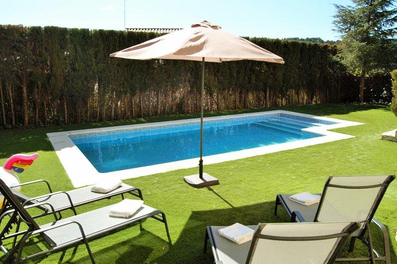 Villa Babette, holiday rental in Vidreres