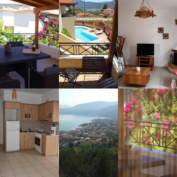 Villa Destiny - Miramar Complex, holiday rental in Sofiko