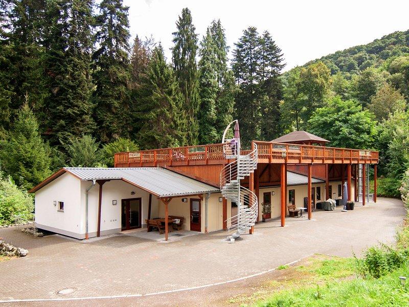 Haus Wildstein, vacation rental in Buechenbeuren