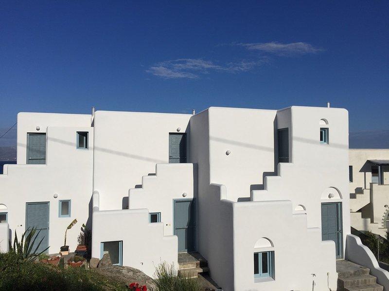 Niki of Naxos Complex - Villa Gaia, vacation rental in Naxos