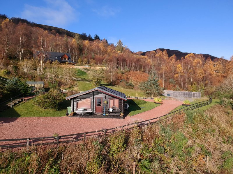 Highand Lodges, holiday rental in Invergarry