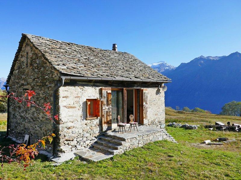 Rustico Andrea, holiday rental in Acquarossa