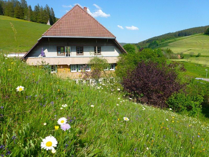 Oswaldenhof – semesterbostad i Unterkirnach