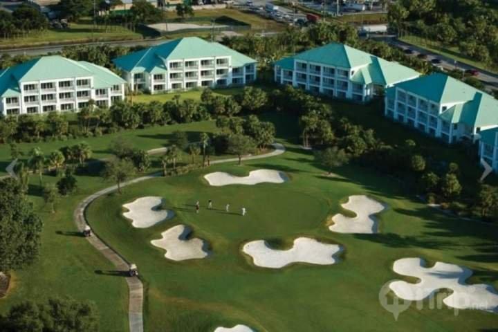 A pochi passi dall'hotel si trovano i cinque famosi campi da golf di Doral Miami.