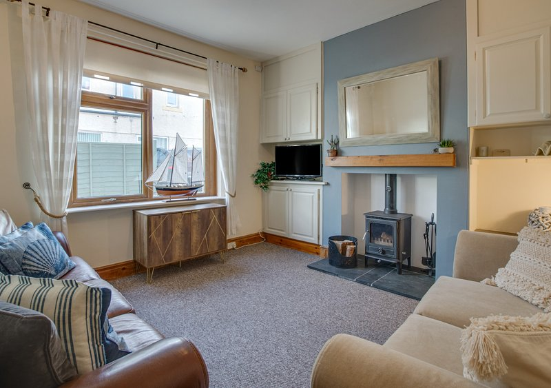 Eden Vale, holiday rental in Seahouses