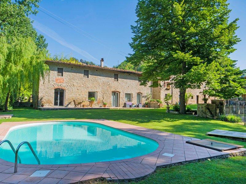 Rio di Luco, vacation rental in Castelfranco Piandisco