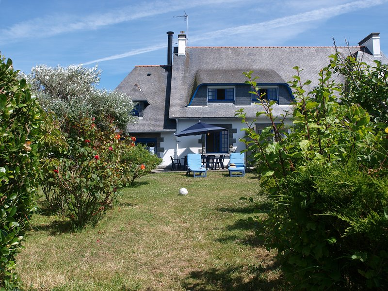 Etocs, holiday rental in Saint-Guenole