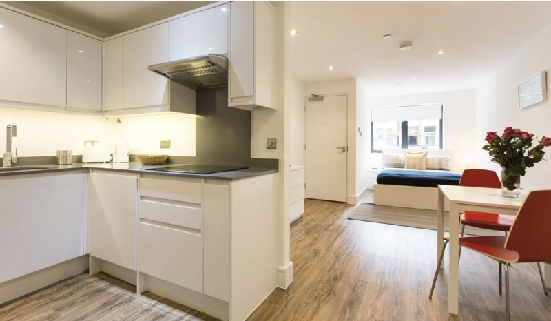 Manor House Studio Apartment A, holiday rental in Wood Green