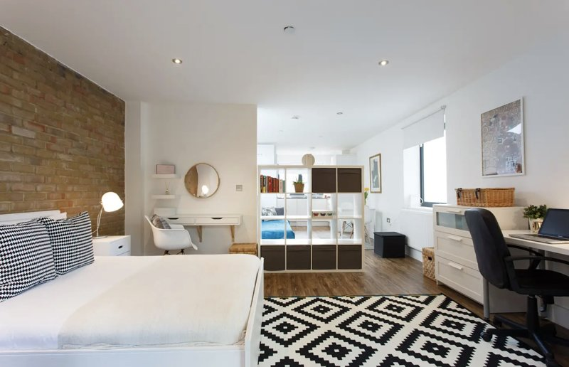 Manor House Studio Apartment C, holiday rental in Wood Green