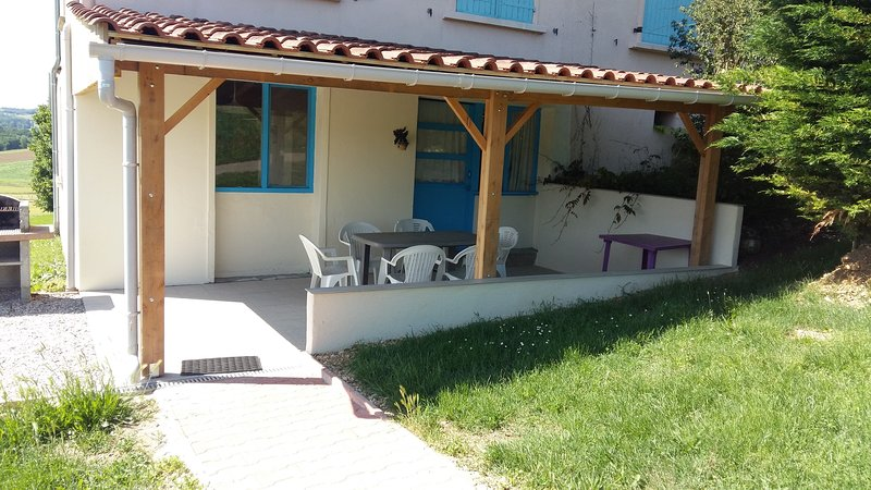 Cottage Bourg, holiday rental in Caussade
