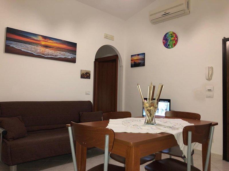 Nice apartment near the beach, alquiler vacacional en Lido di Noto