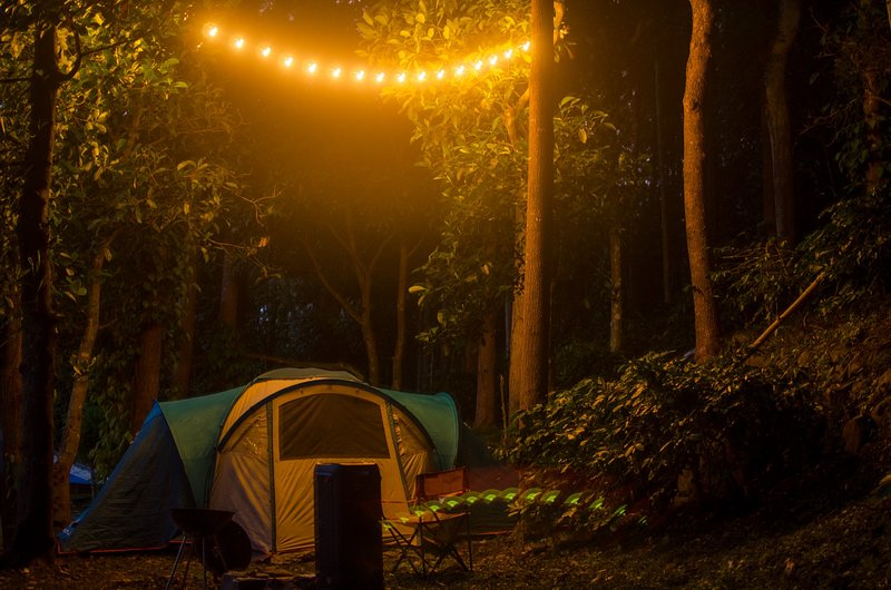 Campout under the stars, holiday rental in Yercaud