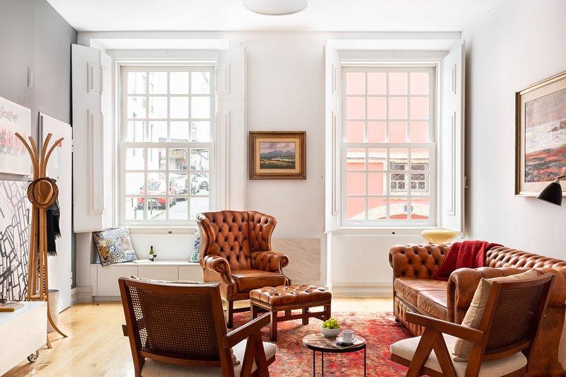Lujoso apartamento con glamour y una excelente ubicación.
