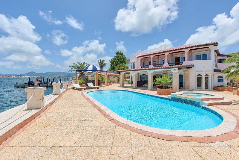 Dream Villa SXM AZUL, vacation rental in Maho