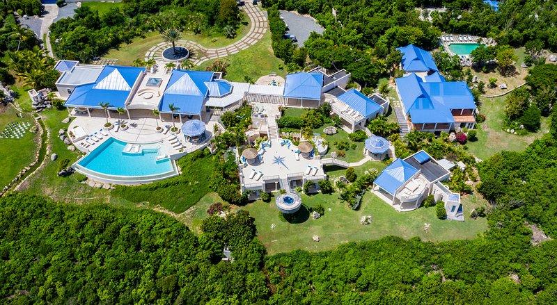 Dream Villa SXM AMIS, alquiler de vacaciones en Terres Basses