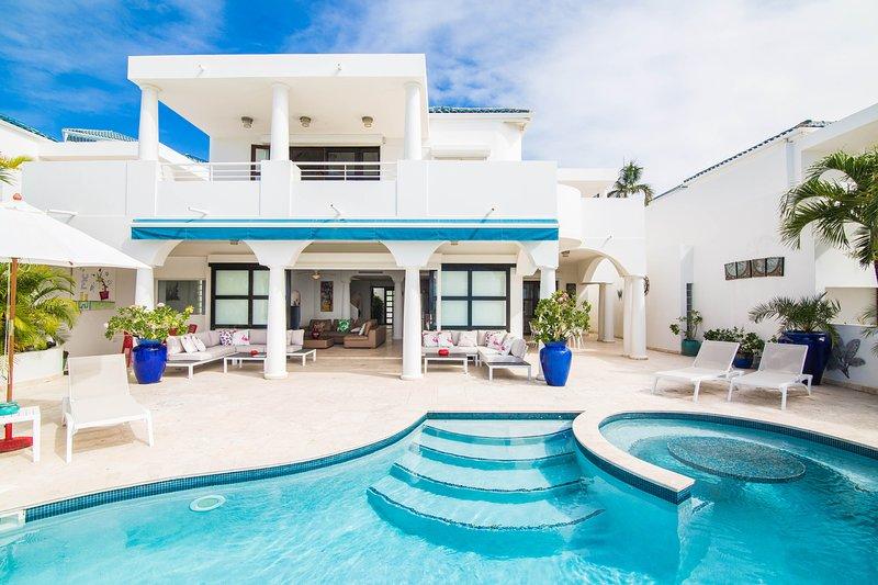 Dream Villa SXM Shore, location de vacances à Cupecoy Bay