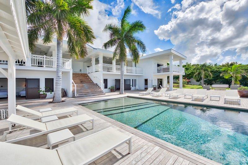 Dream Villa SXM ALWAYS – semesterbostad i Terres Basses